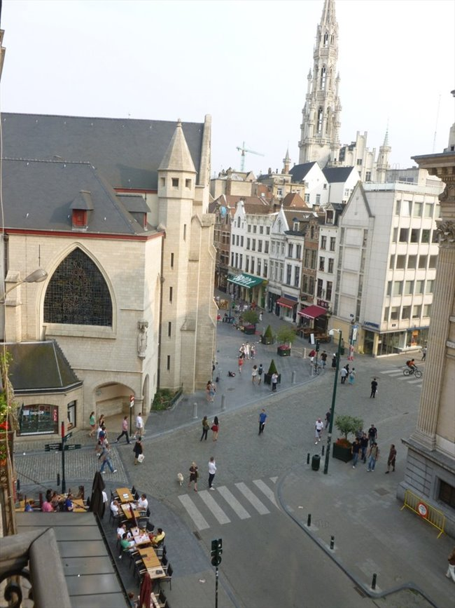 Colocation à Boulevard Anspach, Bruxelles - A room in the heart of the city | Appartager - Image 1