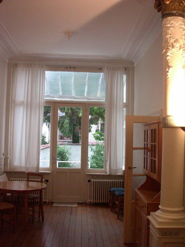 Colocation à Rue des Confédérés, Bruxelles - appartement meublé avec terrasse et jardin à louer | Appartager - Image 4