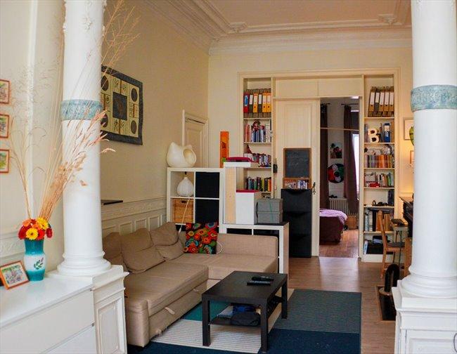 Colocation à Rue des Confédérés, Bruxelles - appartement meublé avec terrasse et jardin à louer | Appartager - Image 7