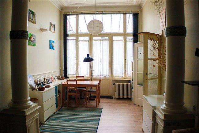 Colocation à Rue des Confédérés, Bruxelles - appartement meublé avec terrasse et jardin à louer | Appartager - Image 8