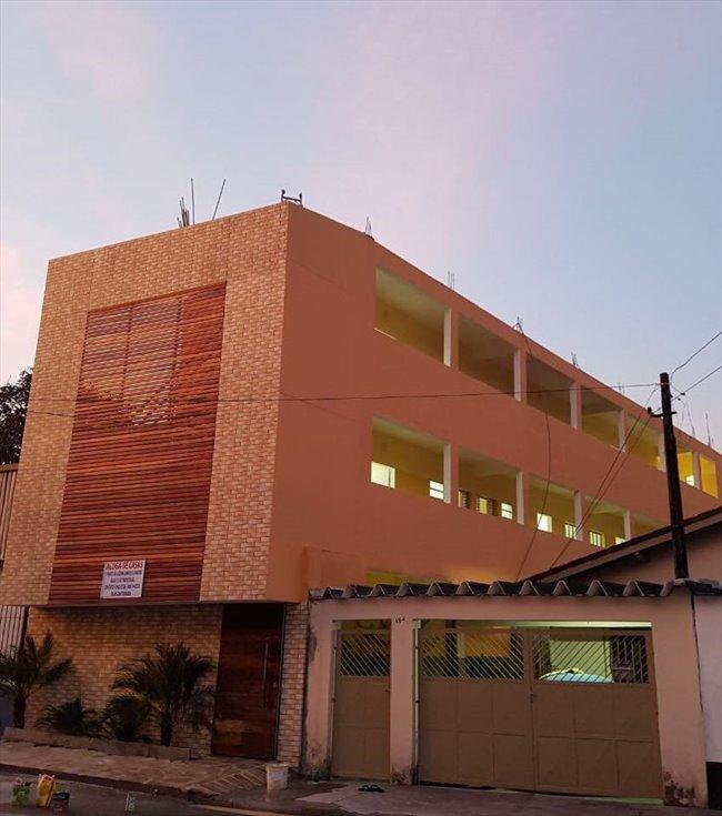 Aluguel kitnet e Quarto em Rua Piranchin, São Paulo - Residencial Parque dos Passáros | EasyQuarto - Image 2