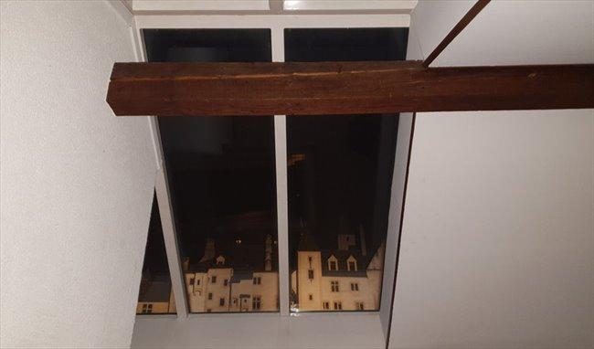 Colocation à Rue du Seyon, Neuchâtel - Neuchâtel-Centre: Beau duplex mansardé 2 pièces avec balcon et vue sur château | EasyWG - Image 1