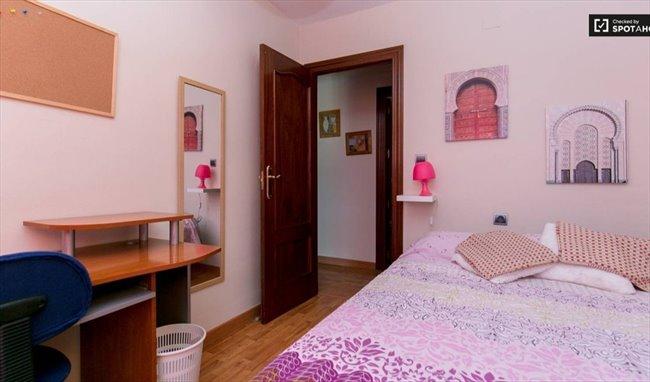 Piso Compartido en Calle Rosalía de Castro, Granada - El mejor piso de Granada con TODO INCLUIDO   EasyPiso - Image 4