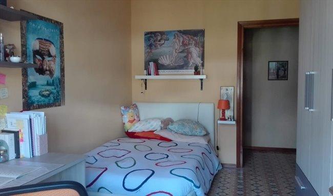 Stanze e Posti Letto in Affitto - Via Mario Cora, Roma - TOR VERGATA AFFITTASI  A STUDENTESSE  STANZE  SINGOLE   EasyStanza - Image 1