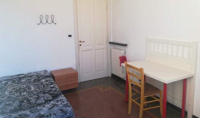 Stanze e Posti Letto in Affitto - Corso Galliera, Genova - 1°Gennaio2018!STANZA Libera a  300 euro  | EasyStanza - Image 4