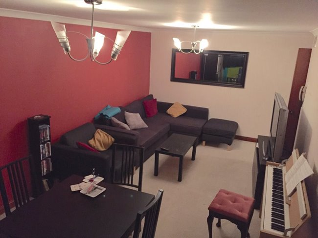 Room to rent in Gordon Street, Aberdeen - Double bedroom available in a 2 bedroom flat very central located - Image 1