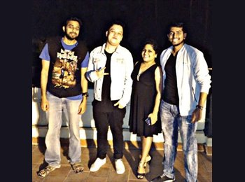 EasyRoommate AU - Gautham - 24 - Forest Hill