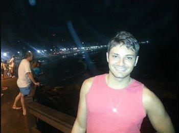 EasyQuarto BR - Diego - 33 - Copacabana