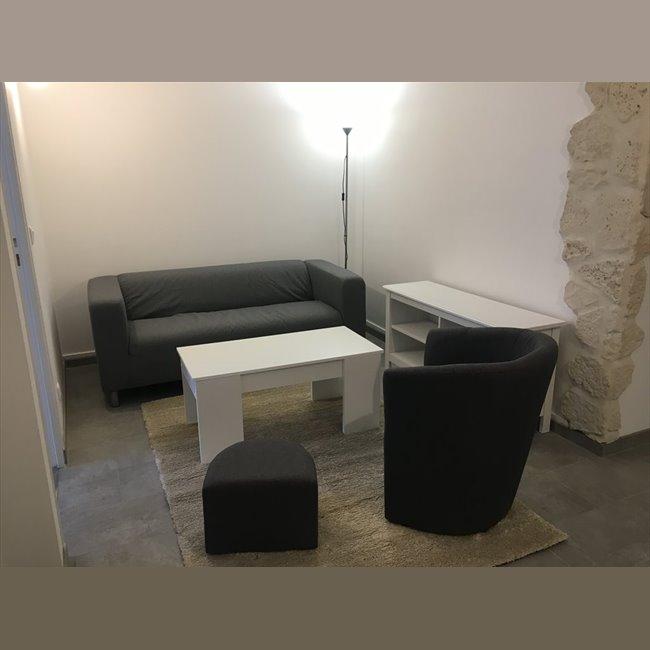 colocation les ch nes verts cergy chambre meubl e totalement r nov e appartager. Black Bedroom Furniture Sets. Home Design Ideas