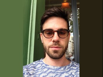 Appartager FR - Benjamin - 30 - Paris - Ile De France