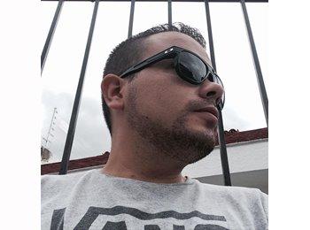 CompartoDepa MX - Arturo - 34 - Mexicali