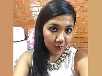 CompartoDepa MX - Giselle - 26 - Aguascalientes