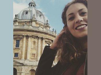 EasyRoommate UK - Sara - 27 - Oxford