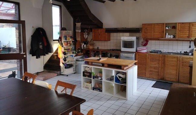 Colocation à rue d'Havré, Mons-Bergen, Hainaut - Colocation : reste une chambre avec salle de bain privative | Appartager - Image 1