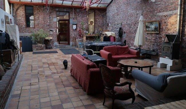 Colocation à rue d'Havré, Mons-Bergen, Hainaut - Colocation : reste une chambre avec salle de bain privative | Appartager - Image 3
