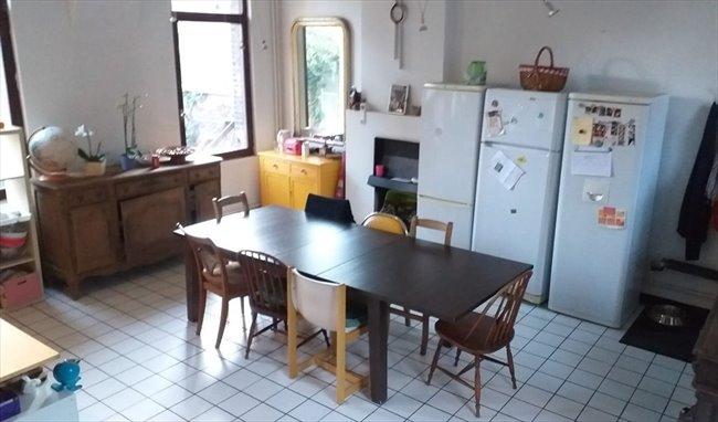 Colocation à rue d'Havré, Mons-Bergen, Hainaut - Colocation : reste une chambre avec salle de bain privative | Appartager - Image 4