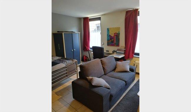 Colocation à Rue de la Tour Auberon, Mons - Studio Etudiant(e) Auberon Mons  | Appartager - Image 1