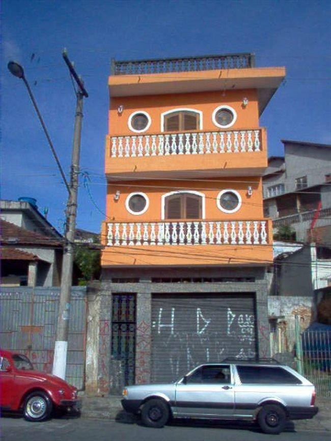 Aluguel kitnet e Quarto em Praça Gomes Figueiredo, São Paulo - alugo quarto individual e uma vaga sexo  feminino | EasyQuarto - Image 1