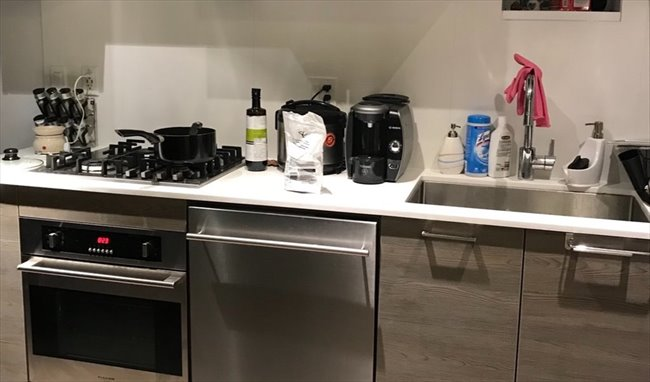 Room for rent in Seymour Street, Central - Looking for responsible and quiet female vancouver downtown - Image 2