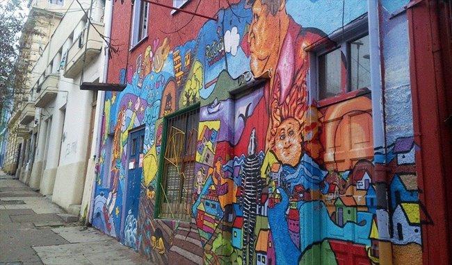 Pieza en arriendo en Avenida Ecuador, Valparaíso - 140.000 Valparaiso  Todo incluido | CompartoDepto - Image 6