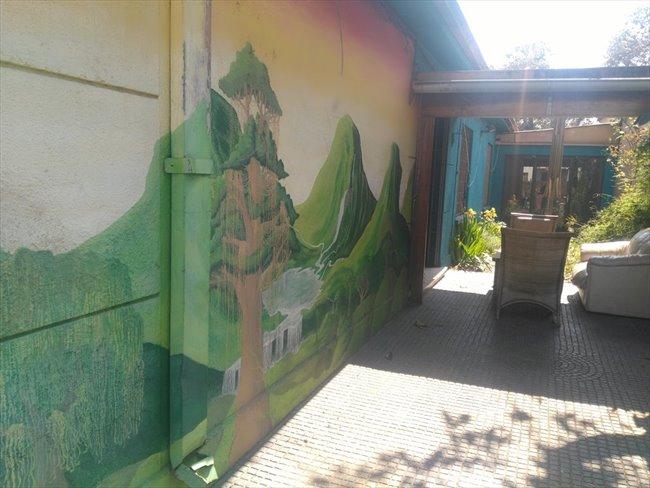 Pieza en arriendo en Hernán Cortés, Ñuñoa - casa  acogedora compartida | CompartoDepto - Image 1