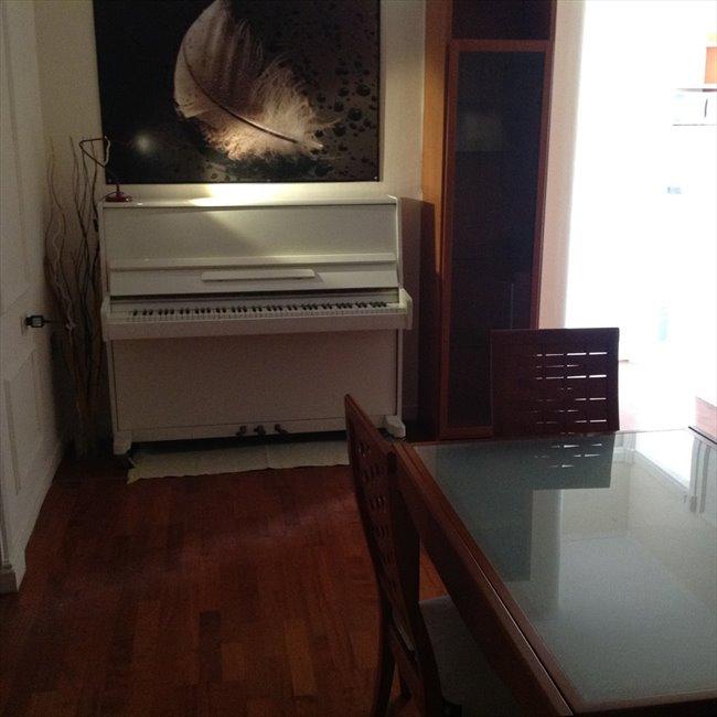Stanze e Posti Letto in Affitto - Via Polimnia, Roma - appartamento per musicisti | EasyStanza - Image 1
