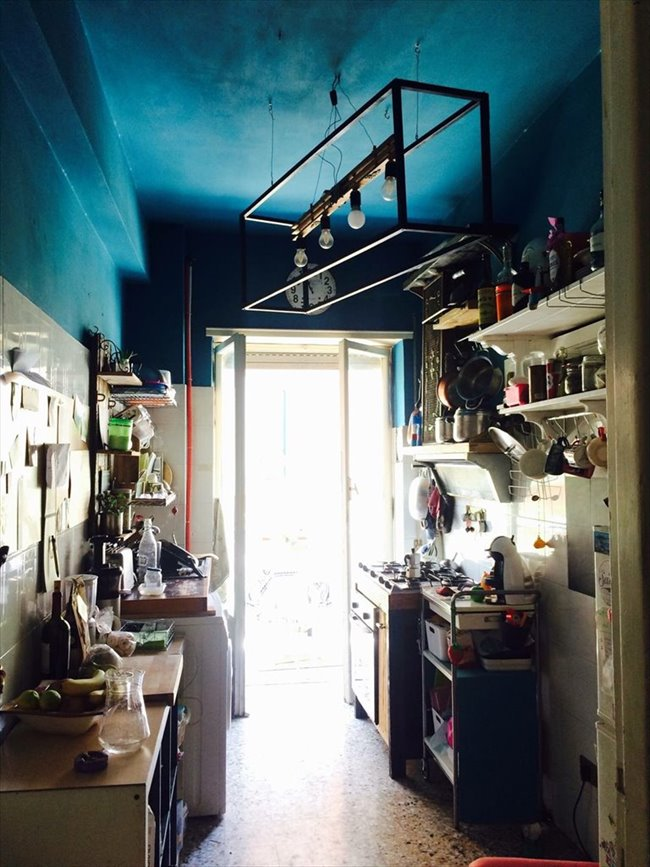 Stanze e Posti Letto in Affitto - Via Federico Ozanam, Monteverde-Gianicolense, Roma - Stanza singola Monteverde   EasyStanza - Image 2
