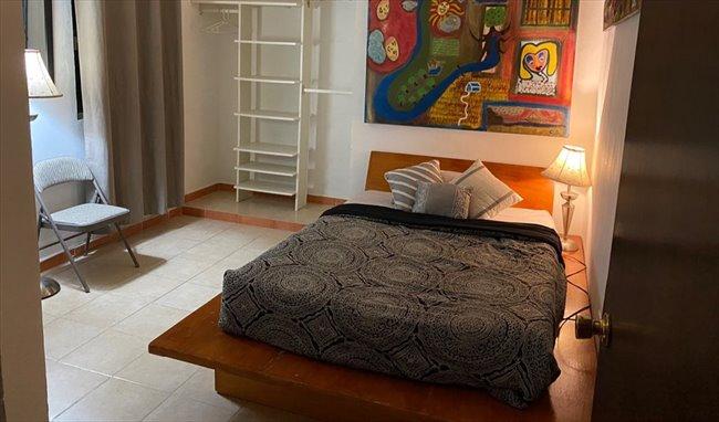 Cuarto en renta en La Ceiba, Cancún - Se rentan 2 recamara en depto. Privada con seguridad. | CompartoDepa - Image 1