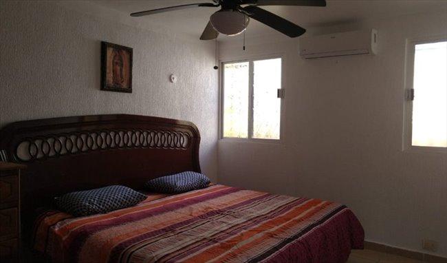 Cuarto en renta en Pulpo, Cancún - Rento una recámara amueblada | CompartoDepa - Image 5