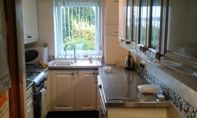 Room to rent in Ferry Road Drive, Edinburgh - crewe toll flat - Image 5