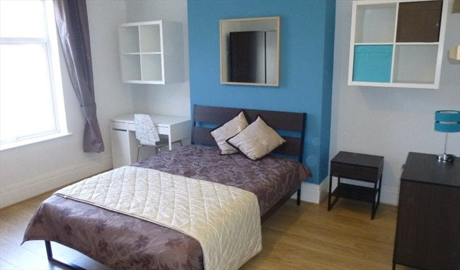 Room to rent in Cape Hill, Smethwick - Large rooms, sociable professional houseshare - Image 1