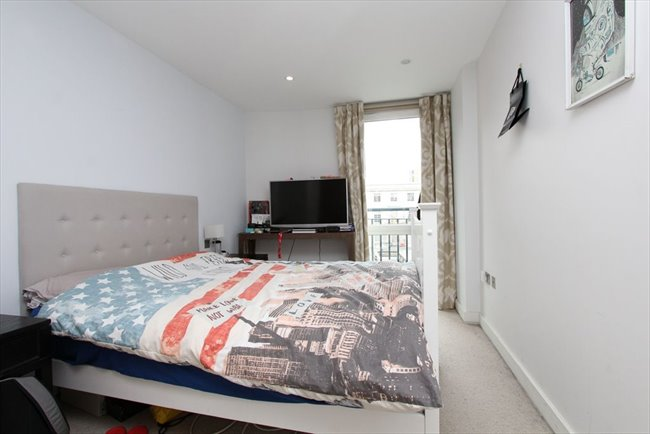 Room to rent in Sylvester Path, London - ***Hackney Central Ensuite Double Room(E81En) - Image 1