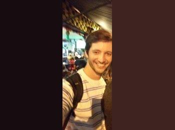 EasyQuarto BR - George Luiz - 31 - São Paulo