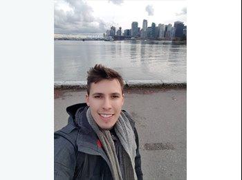 EasyRoommate CA - Guilherme - 23 - Vancouver