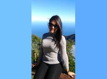 CompartoDepto CL - Marilyn - 28 - Santiago Centro