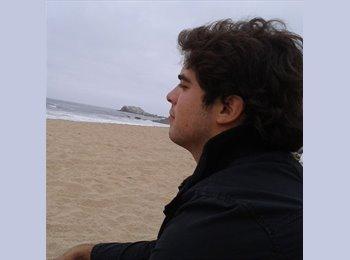 CompartoDepto CL - Jorge - 27 - Viña del Mar