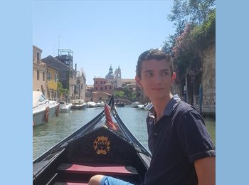 Appartager FR - Mathieu - 20 - Paris - Ile De France