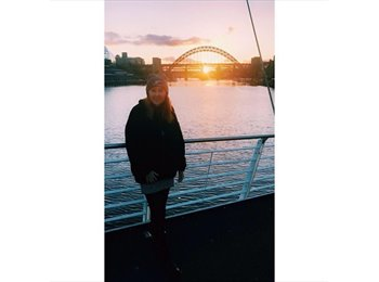 EasyRoommate UK - Molly - 21 - Newcastle upon Tyne