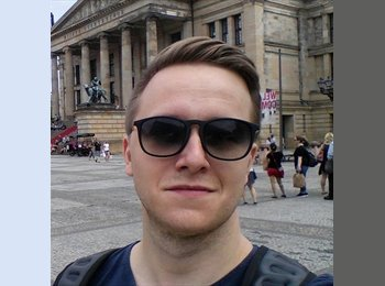 EasyRoommate UK - Konrad - 29 - Edinburgh