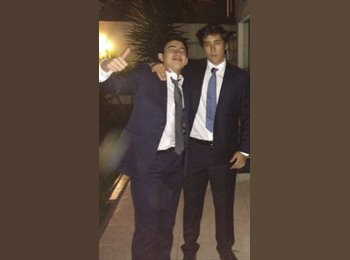 EasyRoommate US - Alonso - 19 - West Hollywood