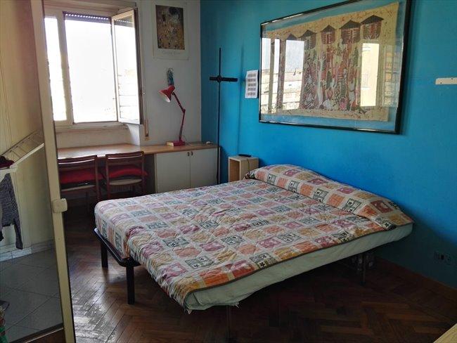 Stanze e posti letto in affitto via tripolitania roma for Affittasi studio roma prati